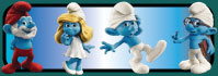 Smurfs Games